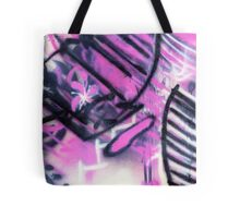Graffiti on canvas, 2014 Tote Bag