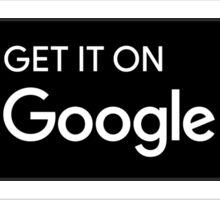 Get it on Google Play Button Sticker