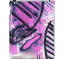 Graffiti on canvas, 2014 iPad Case/Skin