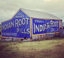 Root Pills, Morpeth, NSW by MattLawson