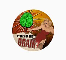 Attack of the Brain Unisex T-Shirt