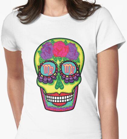 Virgo Womens Fitted T-Shirt
