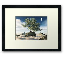 Mystery Tree Framed Print