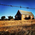 Old church, Bathurst, NSW by MattLawson