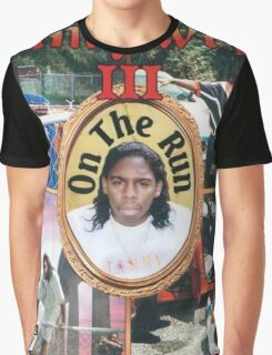 Tommy Wright On The Run Graphic T-Shirt