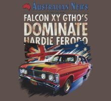 Ford Falcon XY GTHO Phase III (nostalgic) by blulime