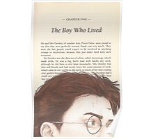 The Boy Who Lived Poster