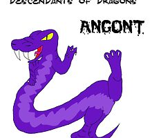 Descendants of Dragons Angot by Mars714
