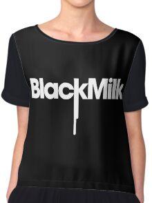 Black Milk Chiffon Top