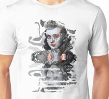 Forties Faded Face Unisex T-Shirt