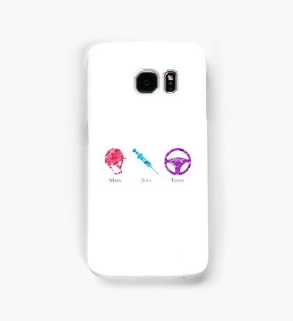 Downton Ladies watercolor Samsung Galaxy Case/Skin