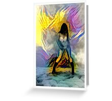 Style 000129 Greeting Card
