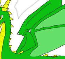 Descendants of Dragons Draco Sticker