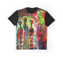 Three Sisters Graphic T-Shirt