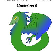 Descendants of Dragons Quetzalcoatl by Mars714