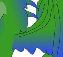 Descendants of Dragons Quetzalcoatl Sticker