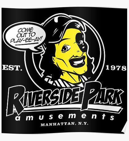 Riverside Park Amusements Poster