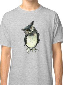 Sketchy owl Classic T-Shirt