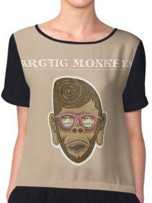 Arctic Monkeys Chiffon Top