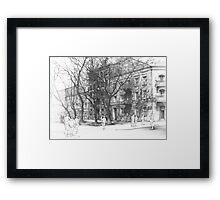 Radom in April Framed Print