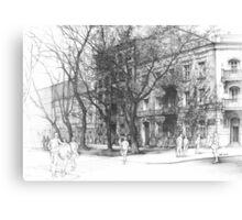 Radom in April Canvas Print