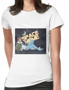 Lance Voltron legendary defender Womens Fitted T-Shirt