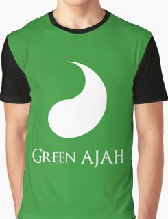 The Green Ajah Graphic T-Shirt