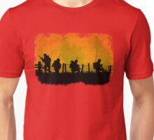 Soldiers dusk Unisex T-Shirt