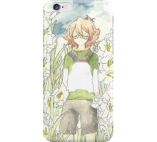 pidge  iPhone Case/Skin
