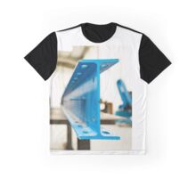 Rigid part Graphic T-Shirt