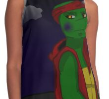 Raph- Nightly Reflection.  Contrast Tank