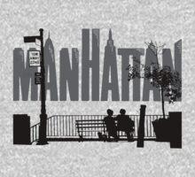Manhattan by Bernat Comes