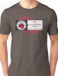 Boo Is Following You Unisex T-Shirt