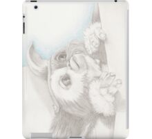 Never Feed Him After Midnight iPad Case/Skin