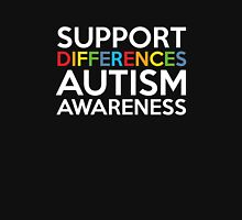 Support Differences Autism Awareness Unisex T-Shirt
