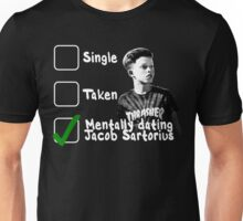 Mentally Dating Jacob Sartorius Unisex T-Shirt