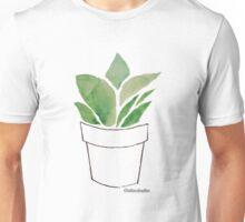Little Green Succulent Unisex T-Shirt