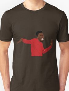 Daniel Sturridge Illustration Unisex T-Shirt
