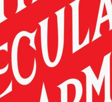 The Secular Movement by Tai's Tees Sticker