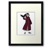 Uchiha Itachi - Naruto Shippuden Framed Print
