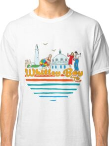 Whitley Bay Sea Side Classic T-Shirt