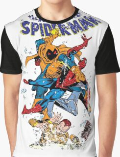 Spider-man vs Hobgoblin  Graphic T-Shirt
