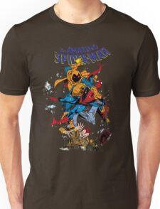 Spider-man vs Hobgoblin  Unisex T-Shirt