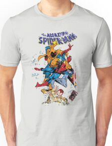 Spider-man vs Hobgoblin  Unisex T-Shirt