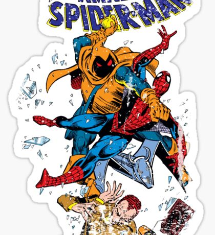 Spider-man vs Hobgoblin  Sticker