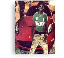 Chief Keef  Canvas Print