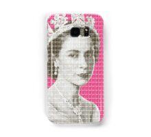 God Save The Queen - Pink Samsung Galaxy Case/Skin