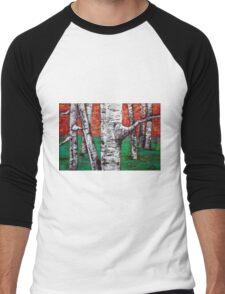 Earthly Secrets Men's Baseball ¾ T-Shirt