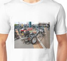 Armchair travelling.2 Unisex T-Shirt