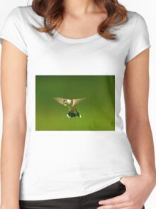 Mid Air Hummer Women's Fitted Scoop T-Shirt